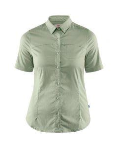 Fjällräven High Coast Stretch Shirt ♀ Sage Green