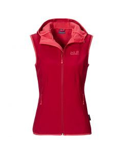 Ultravision Vest Women - Indian Red